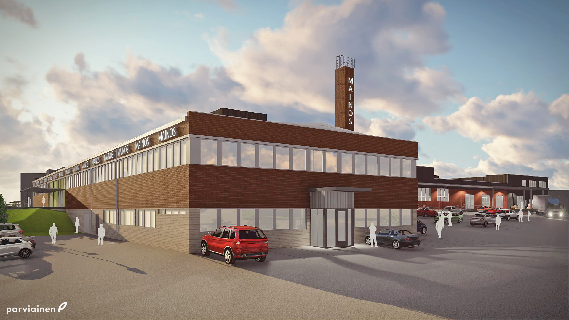 Vantaa Tammisto 1140 M2 Liiketila Kauppakeskuksesta Tammistossa